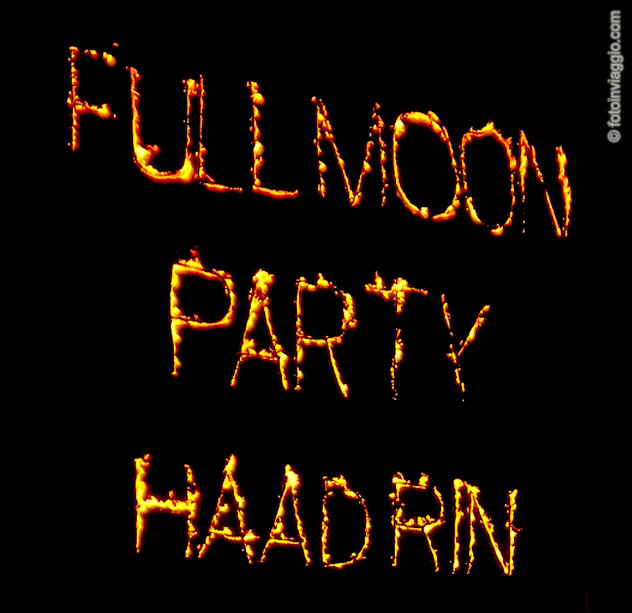 Full Moon Party Koh Phangan Haad Rin
