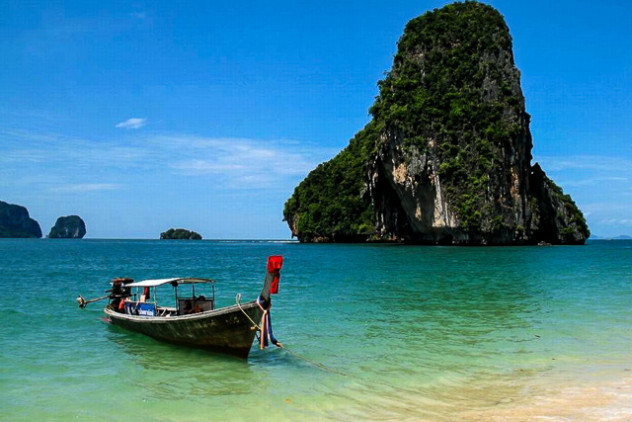 tour thailandia costa ovest railay